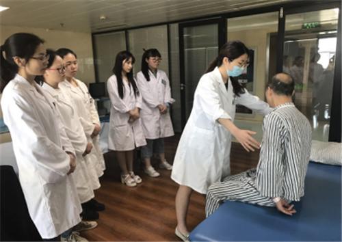 康复治疗技术专业_江苏省第二中医院针灸康复科顺利完成了对南京中医药大学康复治疗专业